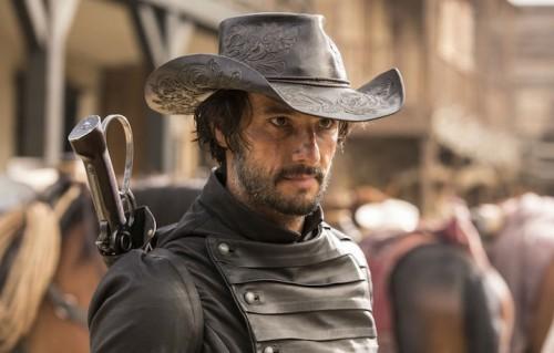 Rodrigo Santoro in Westworld