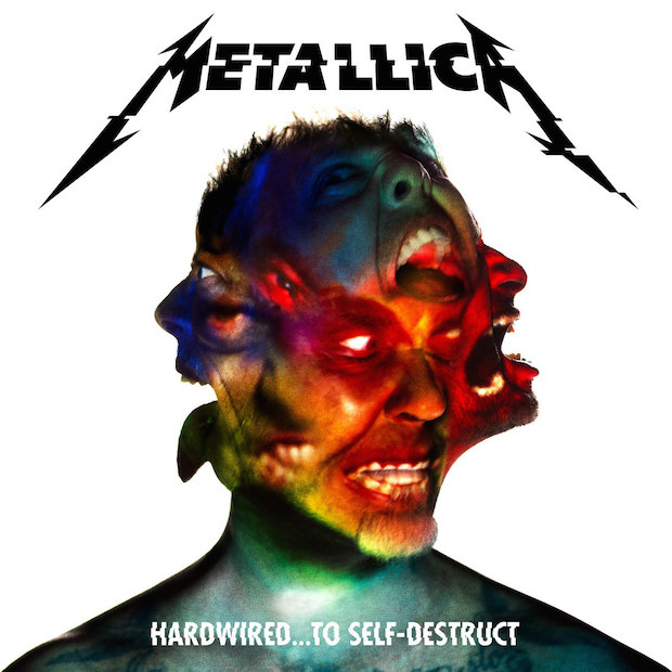 Hardwired… To Self-Destruct - Metallica