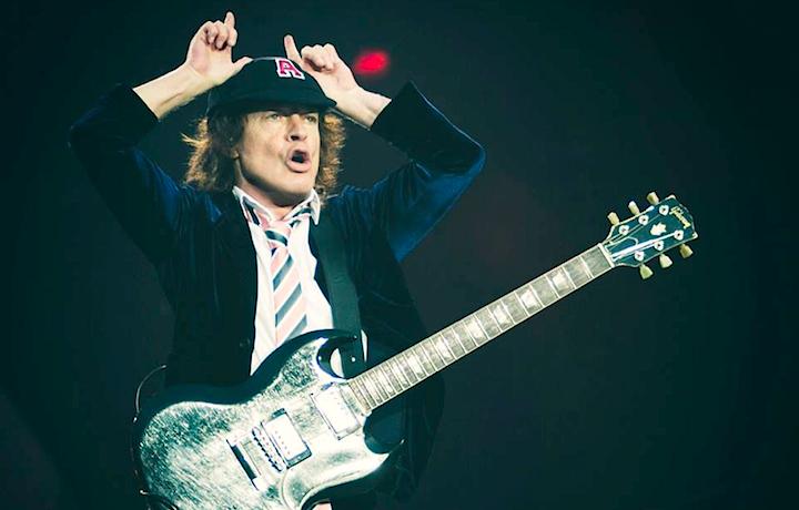 Un libro racconterà il Rock or Bust Tour degli AC/DC