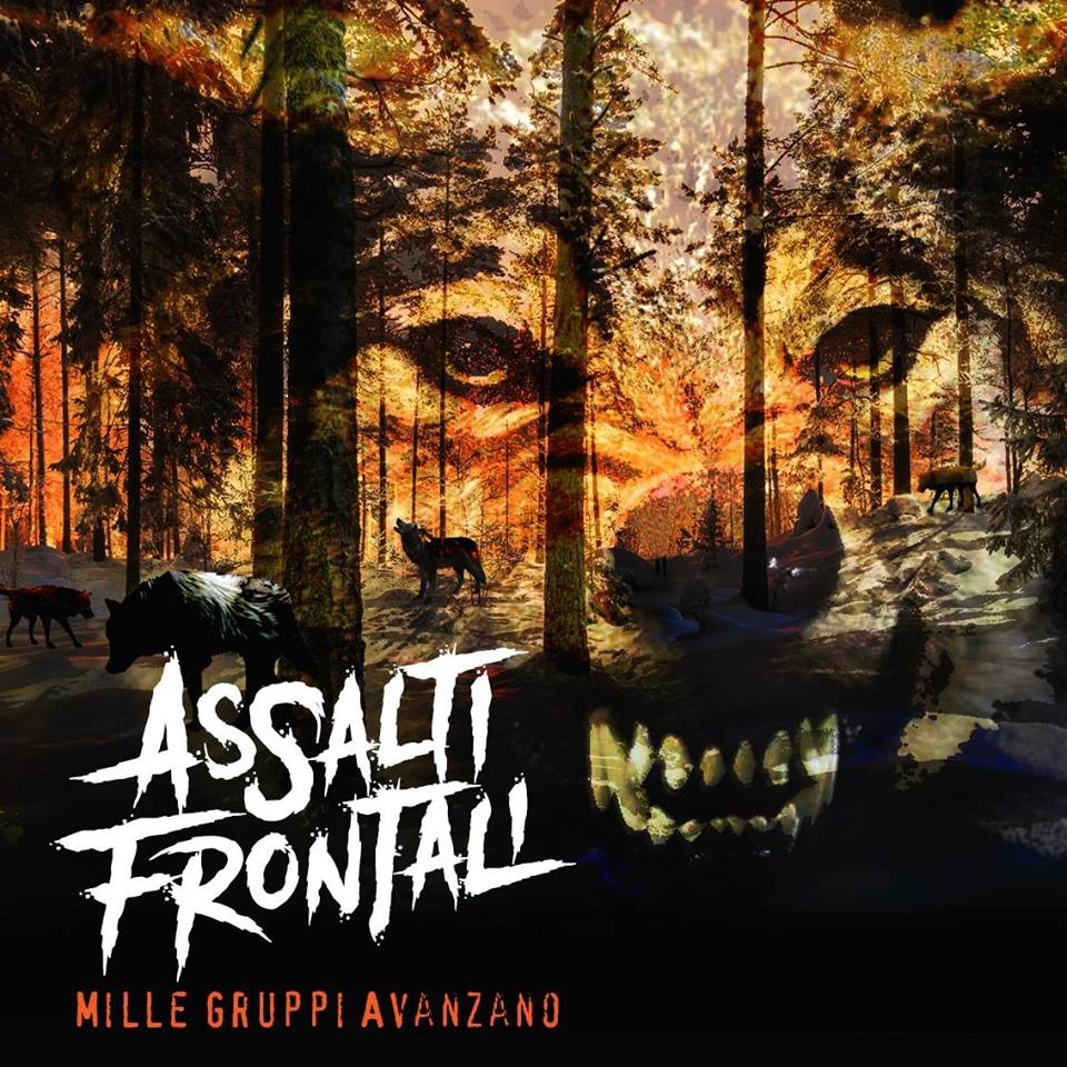 Mille gruppi avanzano - Assalti Frontali