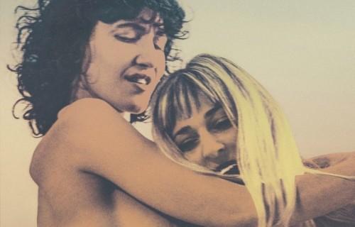"""Un dettaglio della copertina di """"L'amore e la violenza"""", l'album dei Baustelle in uscita il 13 gennaio"""