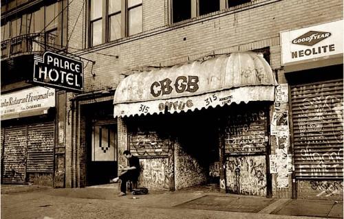 CBGB, foto via Facebook