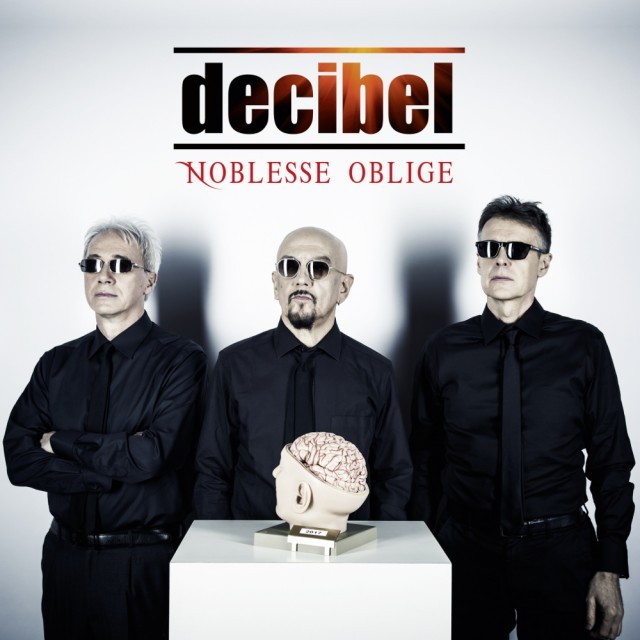 Cover Decibel