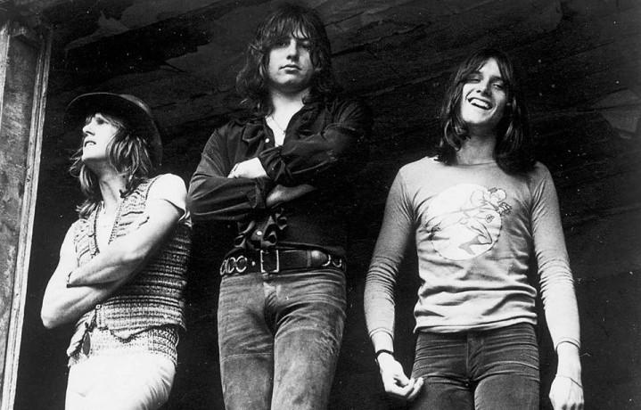 Emerson, Lake & Palmer - Foto via Facebook