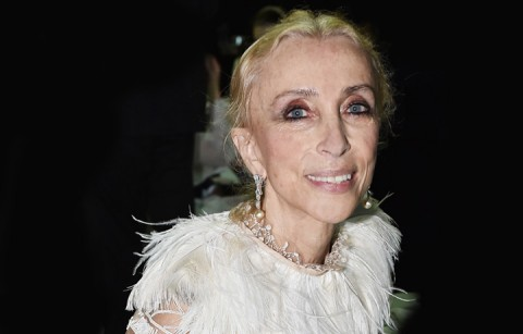 DUBAI, UNITED ARAB EMIRATES - OCTOBER 30:  Editor-In-Chief of Vogue Italia, Franca Sozzani, attends the Gala event during the Vogue Fashion Dubai Experience 2015 at Armani Hotel Dubai on October 30, 2015 in Dubai, United Arab Emirates.  (Photo by Jacopo Raule/Getty Images for Vogue and The Dubai Mall)