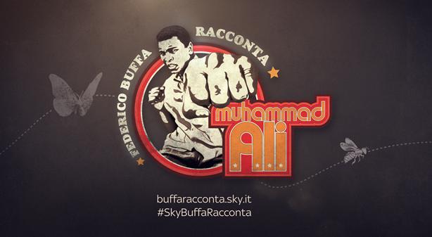 """""""Buffa Racconta Muhammad Alì"""", dal 10 dicembre su Sky Sport"""