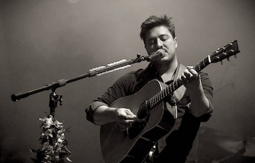 Marcus Mumford, foto by Jason Agron via Facebook