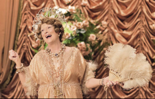 Meryl Streep, 67 anni, nei panni di Florence, in Florence Foster Jenkins, al cinema dal 22 dicembre.