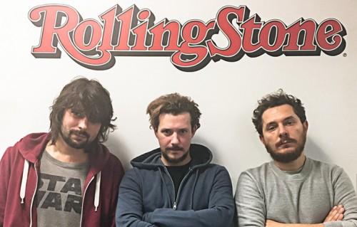 I Ministri sulla Rolling Stone Tower