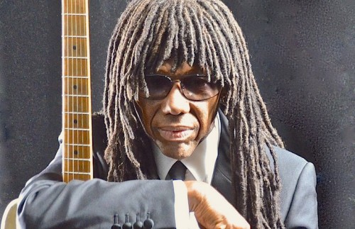 Nile Rodgers, foto via Facebook