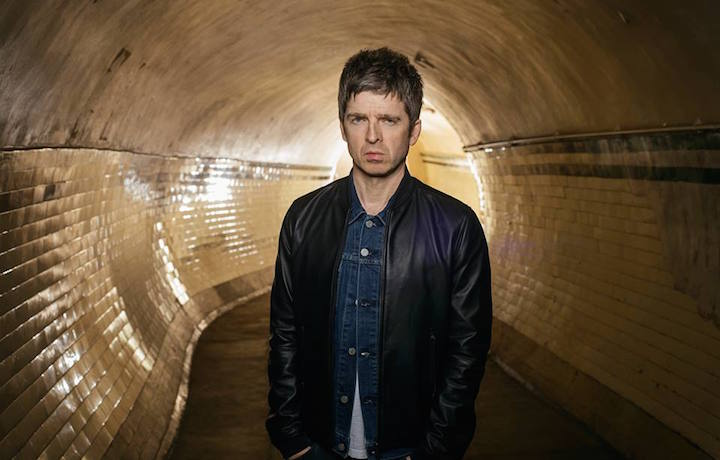 Noel Gallagher, foto via Facebook
