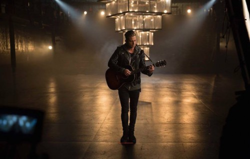 Ryan Benjamin Tedder, 37 anni, cantante dei OneRepublic, foto via Facebook