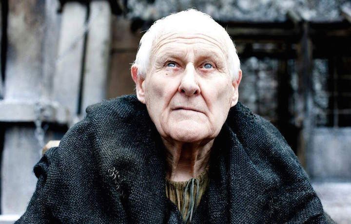 È morto Peter Vaughan, il maestro Aemon in