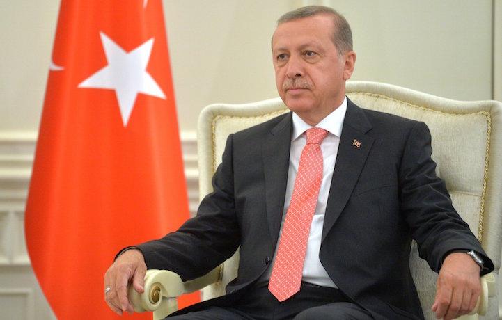 Recep Tayyip Erdoğan, 62 anni, foto via Wikimedia
