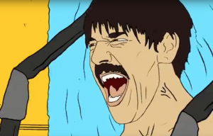 Red Hot Chili Peppers, Sick Love video