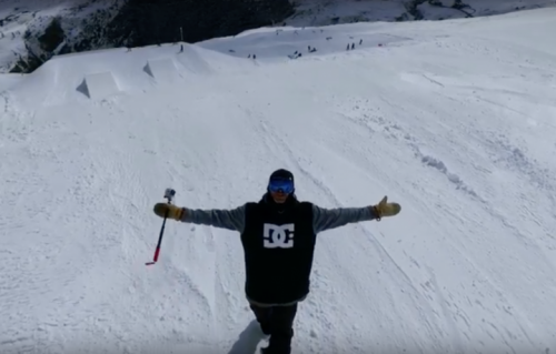 Team DC Snowboarding Italy