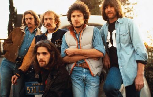 Gli Eagles nel 1976