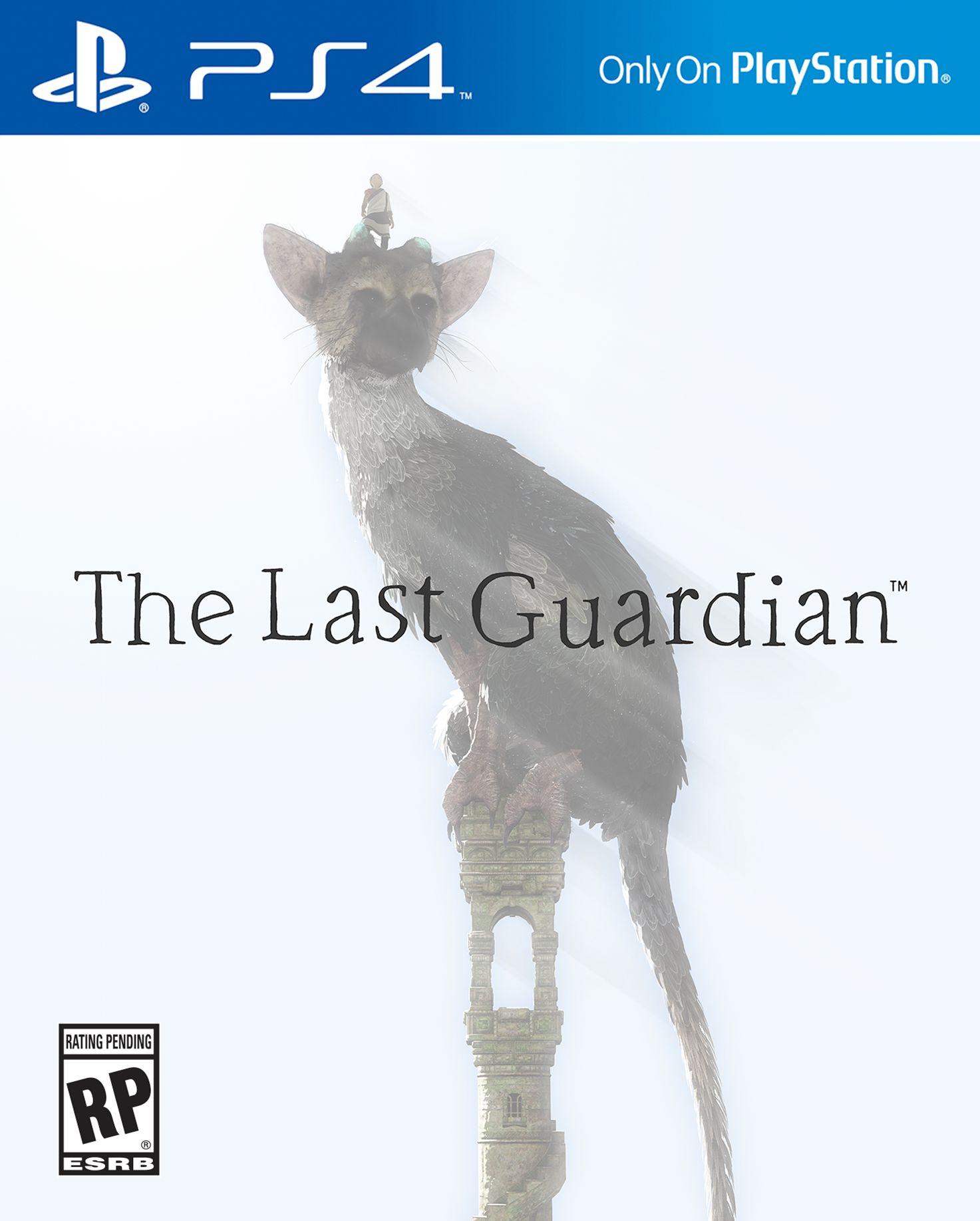 The Last Guardian - Fumito Ueda