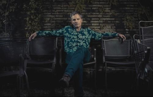 """Viggo Mortensen è nato a New York nel 1958. È stato protagonista di """"A History of Violence"""" e """"La promessa dell'assassino"""" (entrambi di David Cronenberg) ed è apparso nella trilogia de """"Il signore degli anelli"""" - Foto di Fabrizio Cestari"""