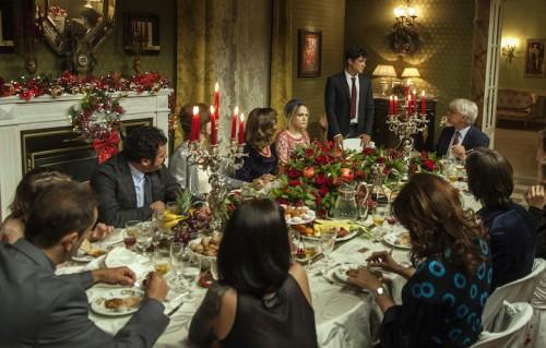 """Una scena da """"La cena di Natale"""" di Marco Ponti"""