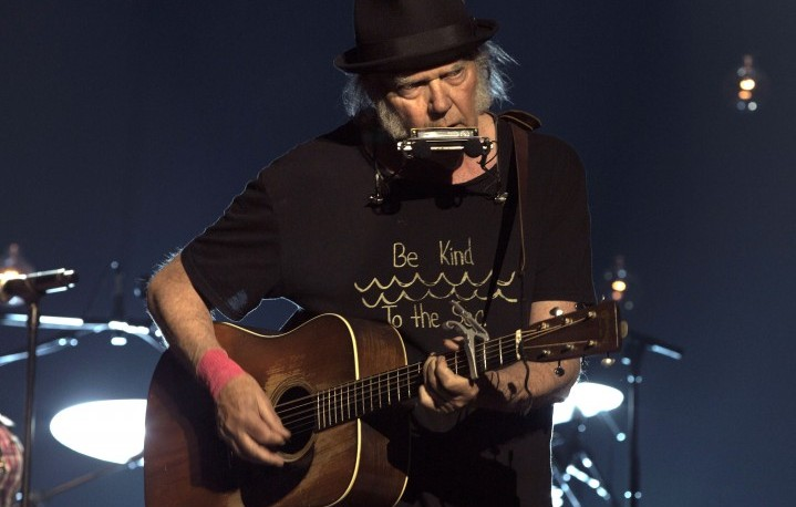 Neil Young - Foto di Julie Gardner