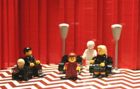 La collezione Lego dedicata a Twin Peaks - Foto via Tumblr