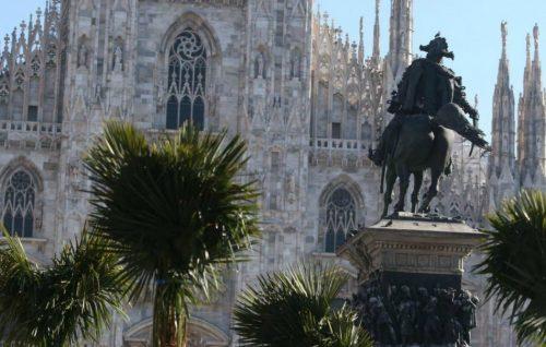 Mezza Italia 'on fire' per le palme della discordia