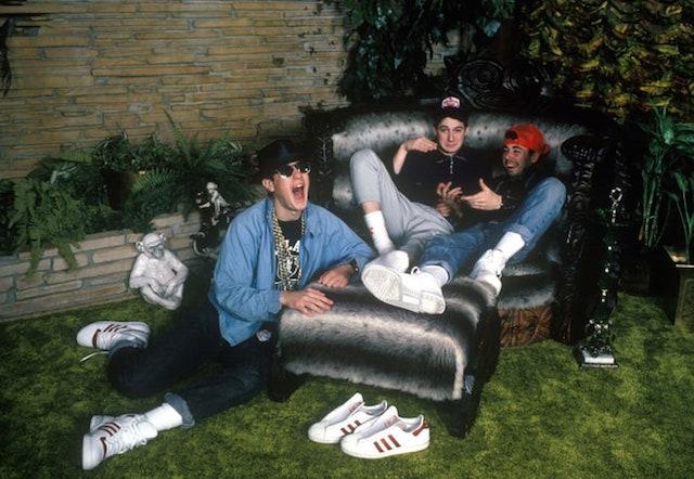 Beastie Boys, foto di Harry Benson