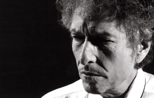 Bob Dylan, foto di William Claxton