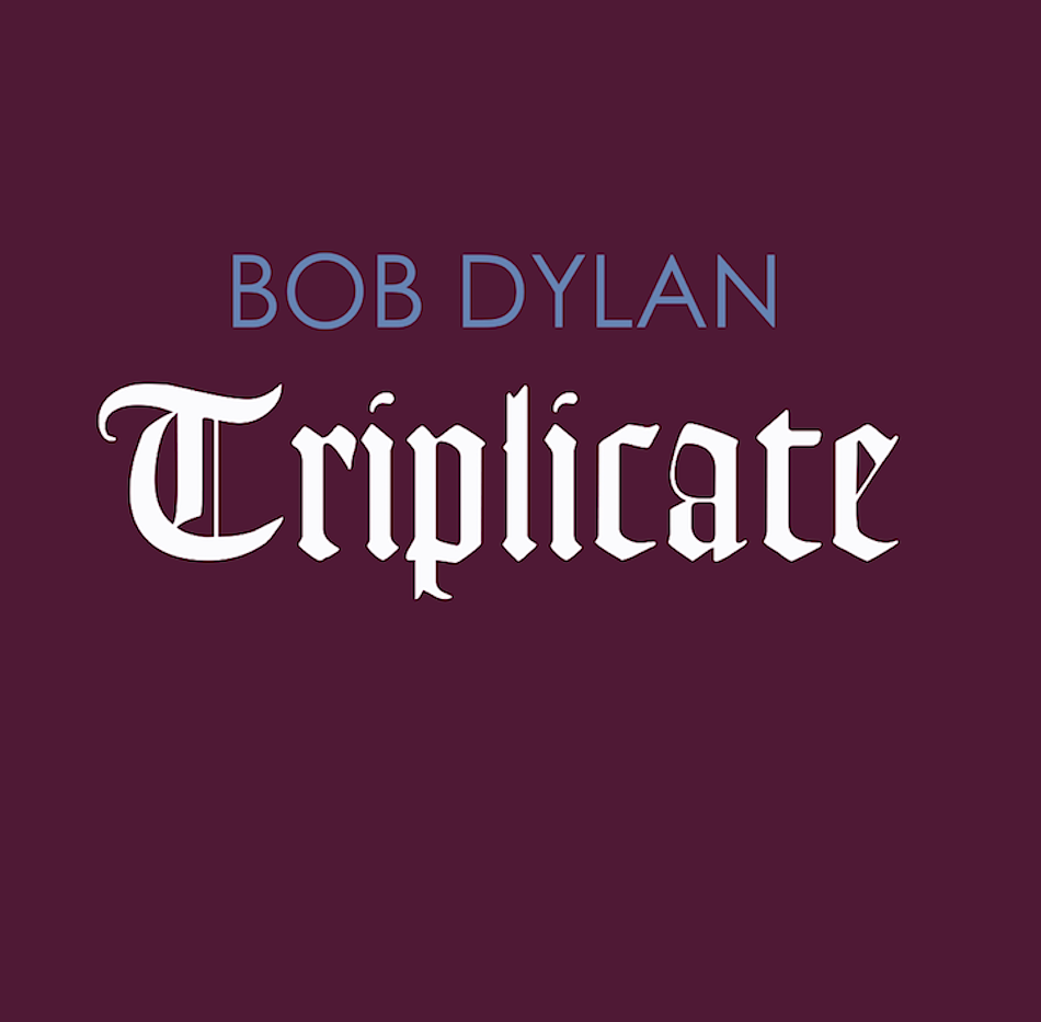 Dylan Triplicate cover