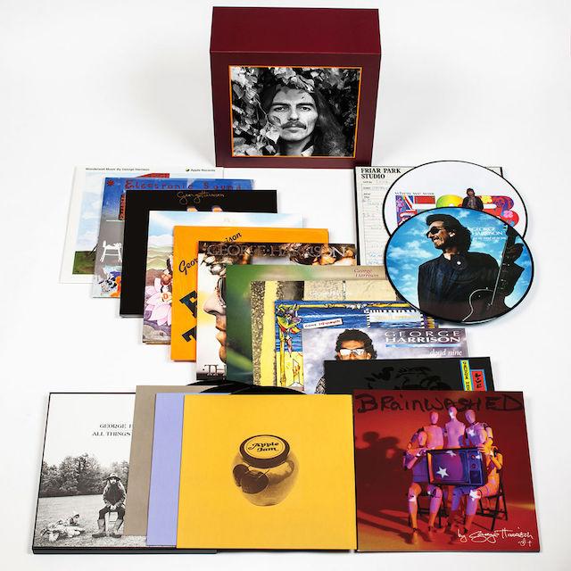 Harrison Vinyl
