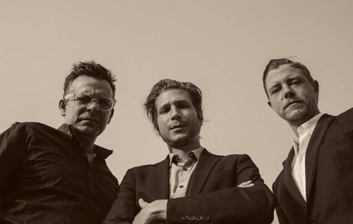 Interpol, foto via Facebook di