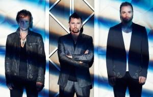 La band ritratta da Gavin Bond, Foto p.g.c. WBR
