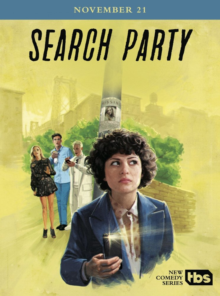 Search Party - Sarah-Violet Bliss