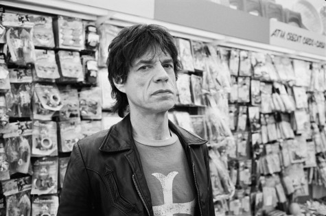 Marl Romanek, foto, gallery, colette, ritratti, Leonard Cohen, Iggy Pop, Gwen Stefani, Kanye West, Jay-Z, Mick Jagger, Paul McCartney, Patty Smith,