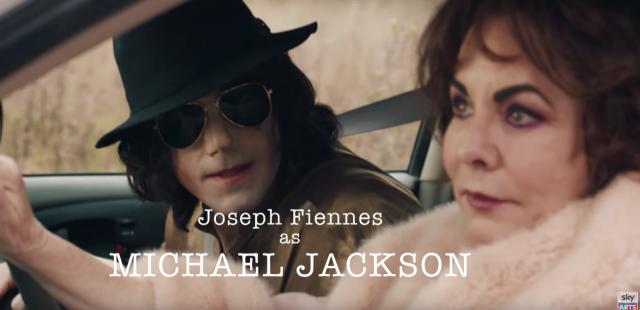 Ralph Fiennes  - Michael Jackson