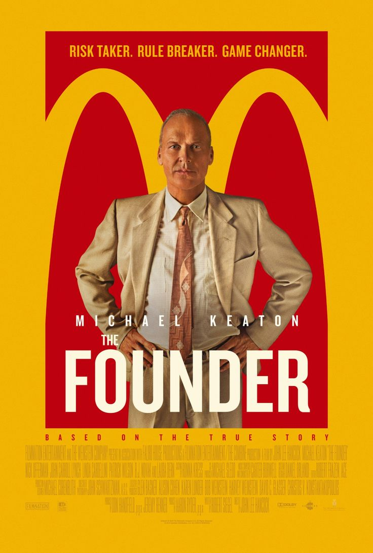 The Founder - John Lee Hancock