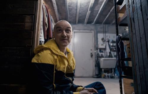 James McAvoy in una clip tratta da Split, dal 26 gennaio nei cinema italiani