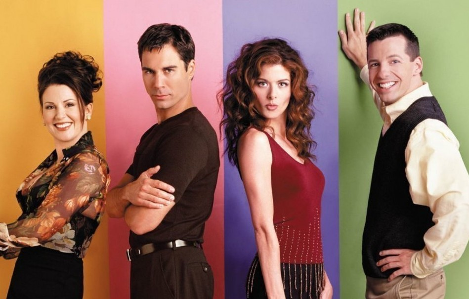 "Il cast di ""Will and Grace"""