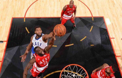 In NBA è tutto pronto per l'All-Star Game