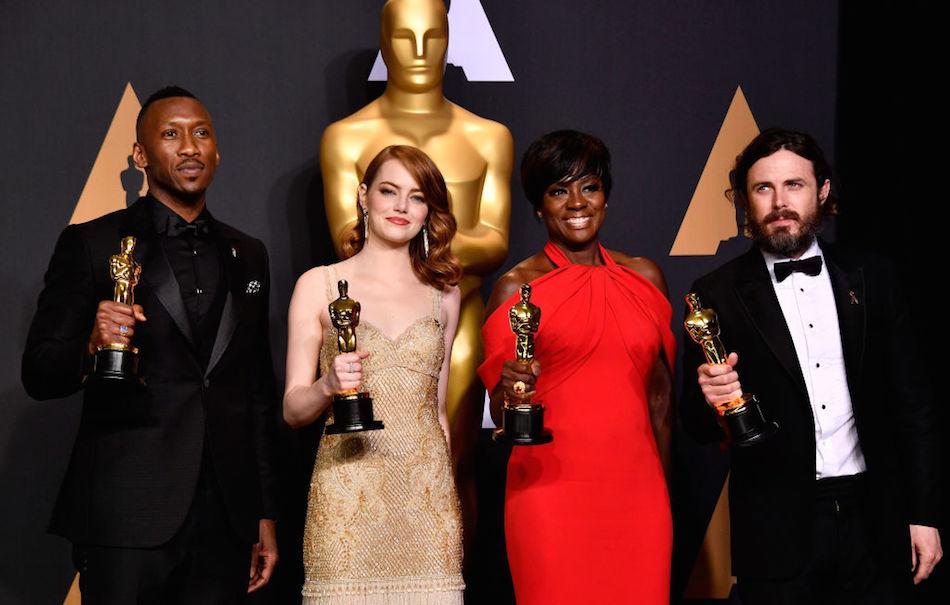 Tutti gli attori premiati con l'Oscar, foto di Frazer Harrison/Getty Images