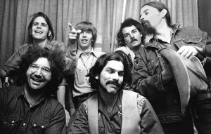 I Greatteful Dead nel 1970, foto di Chris Walter/WireImage/Getty