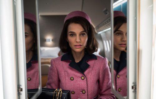 "Guarda in esclusiva Natalie Portman in ""Jackie"""