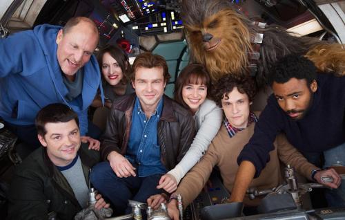 Licenziati i due registi nel bel mezzo delle riprese del nuovo Star Wars