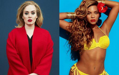 Le cinque ragioni per cui l'album dell'anno è di Adele (e non di Beyoncé)