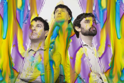 Ascolta la cover di 'Jimmy Mack' degli Animal Collective