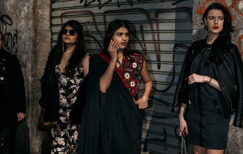 Emanuele Cremaschi, foto, backstage, Dolce e Gabbana, Milano Fashion Week, MFW, moda, gallery, fashion crowd,