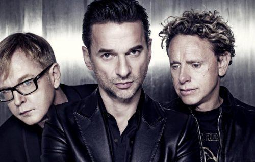 I Depeche Mode annunciano tre nuove date italiane
