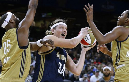 Guarda gli highlights di Win Butler degli Arcade Fire all'All-Star Game
