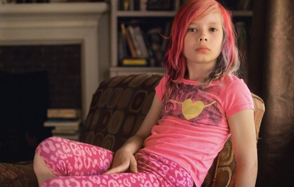 """Avery Jackson è la protagonista della prima copertina di National Geographic dedicata alla """"rivoluzione gender"""" - Un dettaglio della foto di Robin Hammond"""